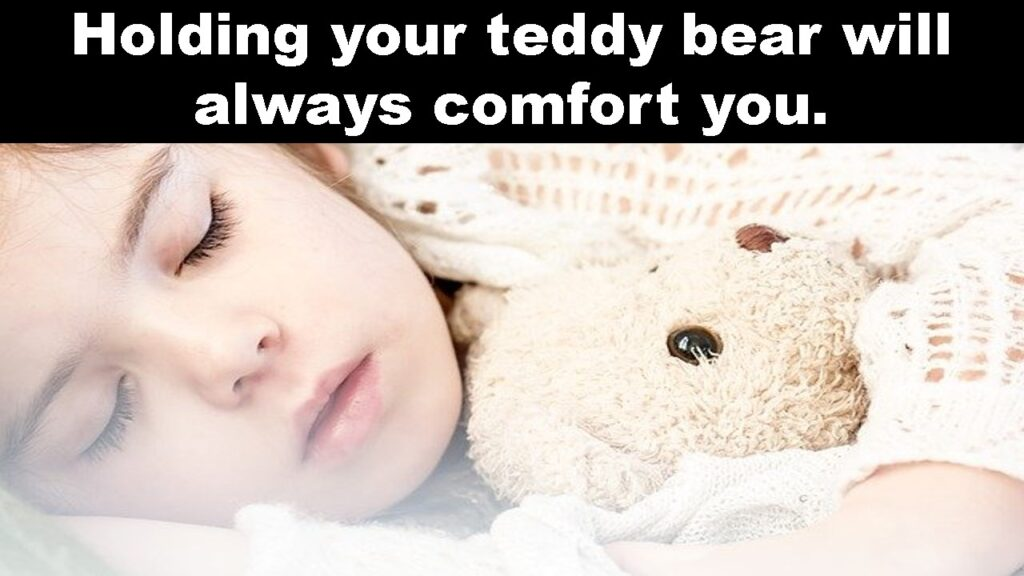teddy bear quotes captions